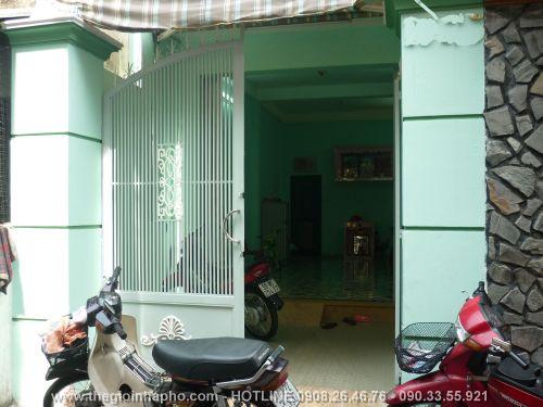 Bán nhà Hàn Hải Nguyên , Quận 11 giá 2, 3 tỷ - NT69