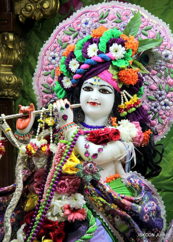ISKCON Juhu Deity Darshan on 20th Oct 2016 (25)