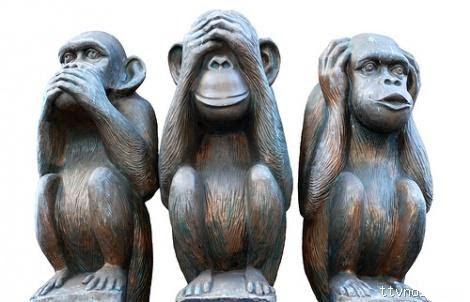 Ngày xuân nghĩ về bộ khỉ Tam Không trong xã hội ngày nay