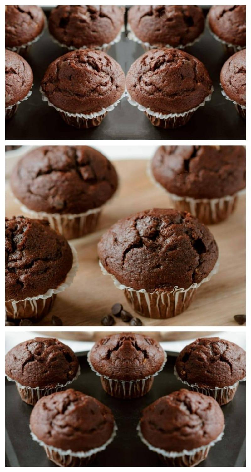Kakaolu Portakallı Cupcake yapımı