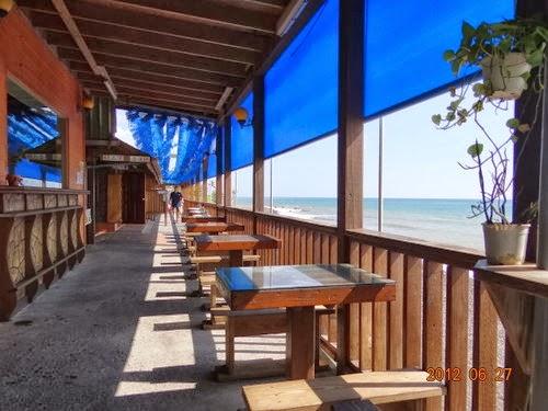 H&D幸福小屋: 枋山˙品味軒休息站-美麗海景相伴