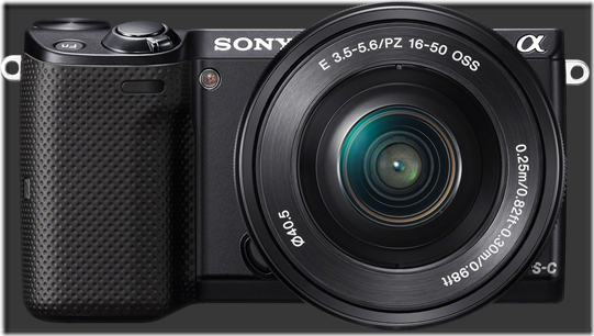 Fast Shoot Easy Connect Dengan Sony Alpha NEX-5T