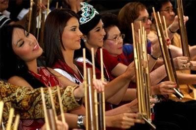 Angklung, Alat Musik Bambu Asal Jawa Barat