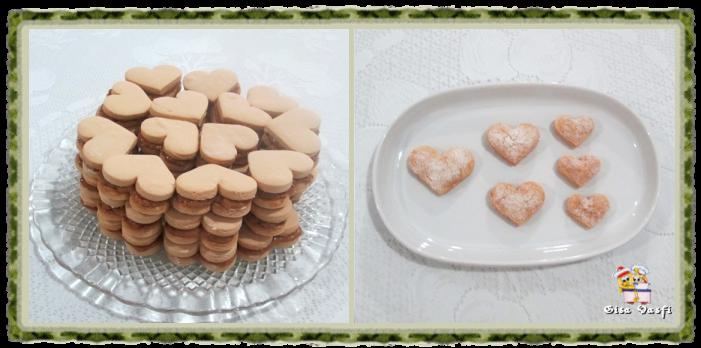 Biscoitos bem-casados com massa de doce de leite 1