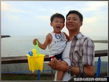 龍鳳漁港景觀橋海景