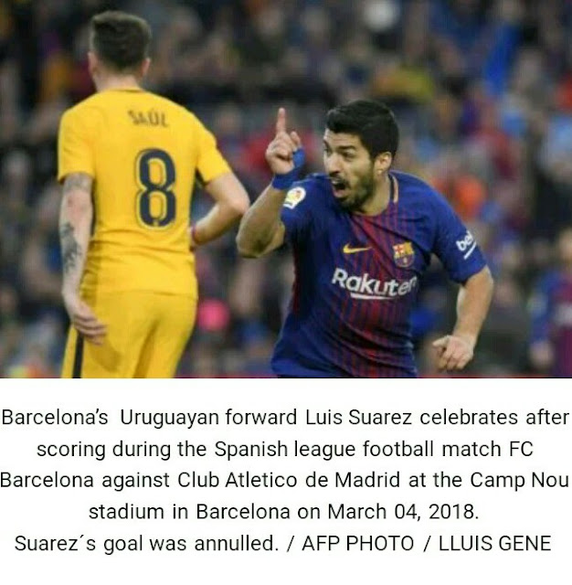Barcelona another step closer to LaLiga title