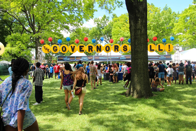 Governor's Ball 2014 Day One NYC BLOG The 1975 Outkast Bastille Phoenix