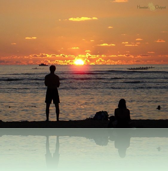 sunset-waikiki-beach