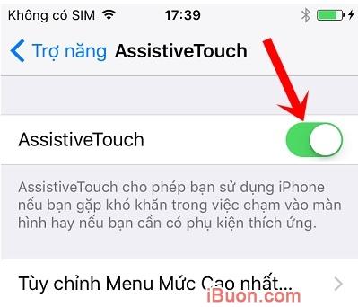 Ảnh mô phỏngHướng dẫn bật nút Home ảo trên iPhone, iPad - cach-bat-nut-home-ao-tren-iphone-ipad-5