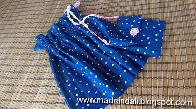 waistband skirt