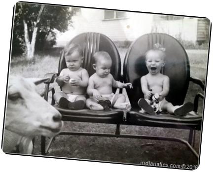 Niehaus Cousins, Donny, Billy & Diana