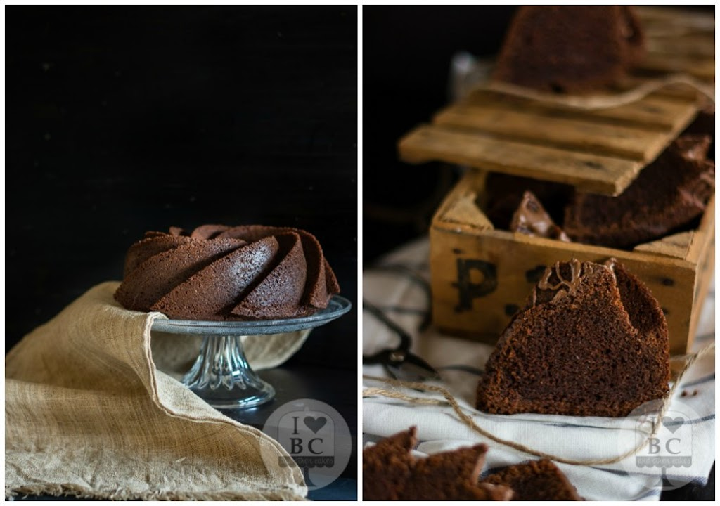 Chocolate Baileys Bundt Cake
