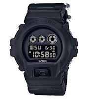 Casio G Shock : DW-6900BBN