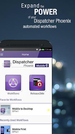 Dispatcher Phoenix Mobile