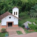 Iglesia del pueblito quindiano