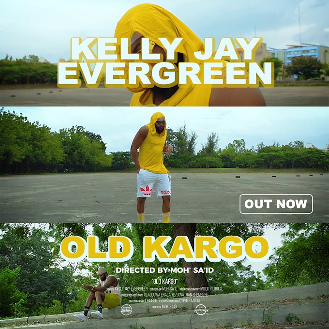 Kelly Jay Evergreen - Old Kargo (Video + Audio)
