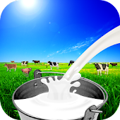 The Cow Milk Farm Game - Free Android APK Download Free By Bigwalt Games