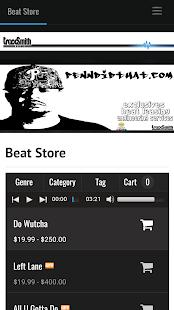 TrackSmith Music - náhled