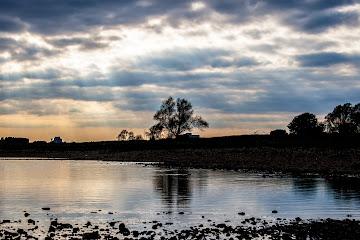Sunset skies Canon EOS 400D