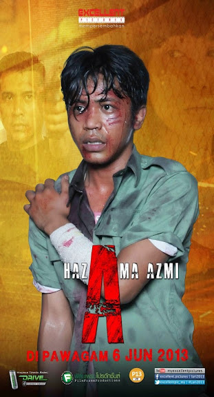 Hazama Azmi AF