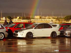 GC8 and rainbow