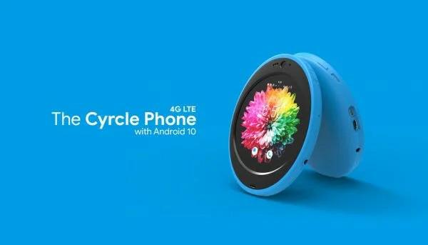 රවුම් හැඩැති Android ජංගම දුරකථනයක් නිකුත් කිරීමට Cyrcle Phone සමාගම සූදානම් වෙයි