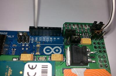 Enviar salida serie de un Arduino a otro para comprobar resultado de la conexión a Internet