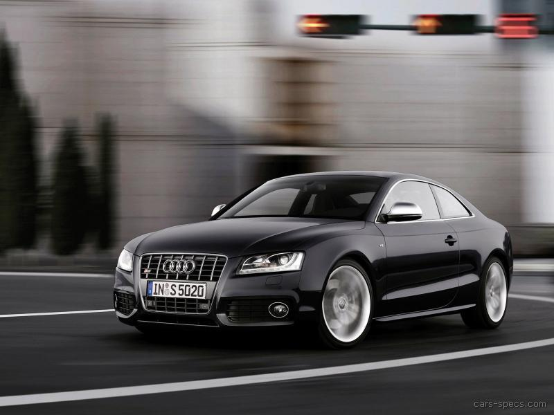 2009 Audi S5 Coupe Specifications, Pictures, Prices