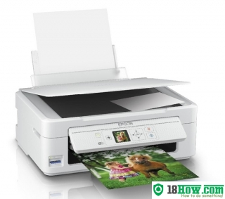 How to Reset Epson XP-325 laser printer – Reset flashing lights error