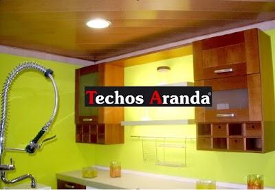 Imagen de techos registrables Madrid