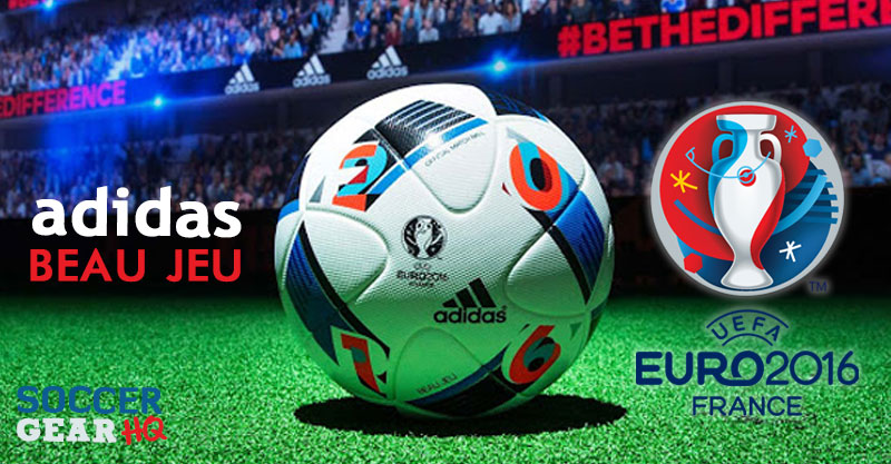Adidas Beau Jeu: UEFA Euro 2016 Official Match Ball Review