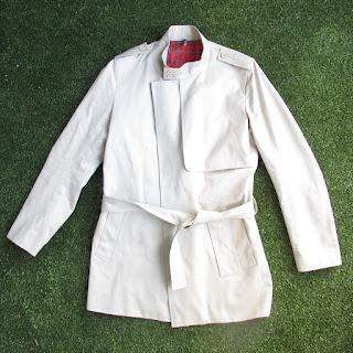 Dior Homme Coat