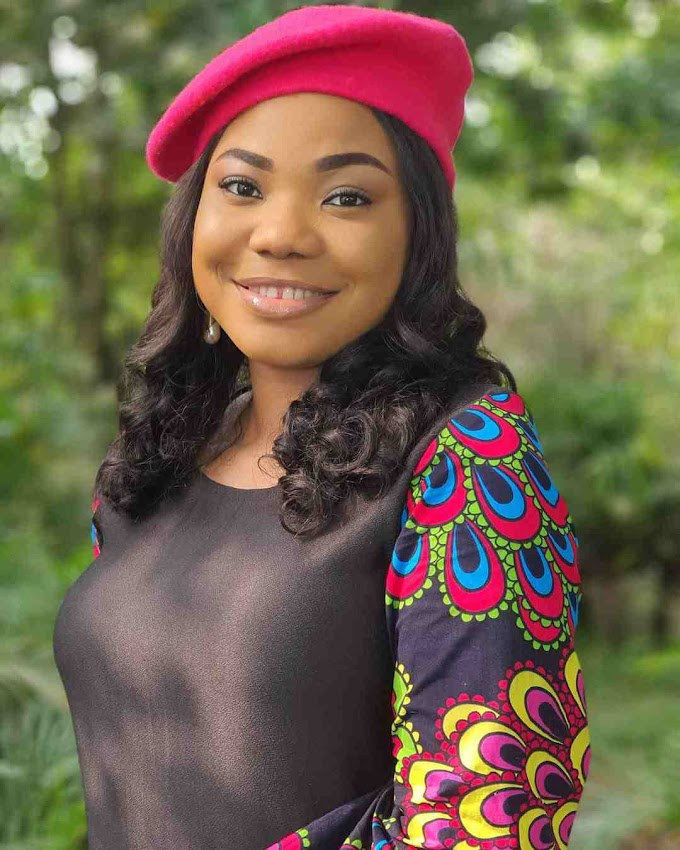 Women carry yourself with Dignity, Nigerian Gospel singer Mercy Chinwo kicks against the Silhouette challenge