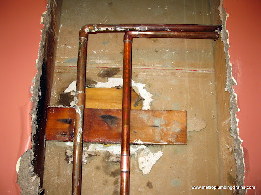 Emergency Plumbing Pipe Burst