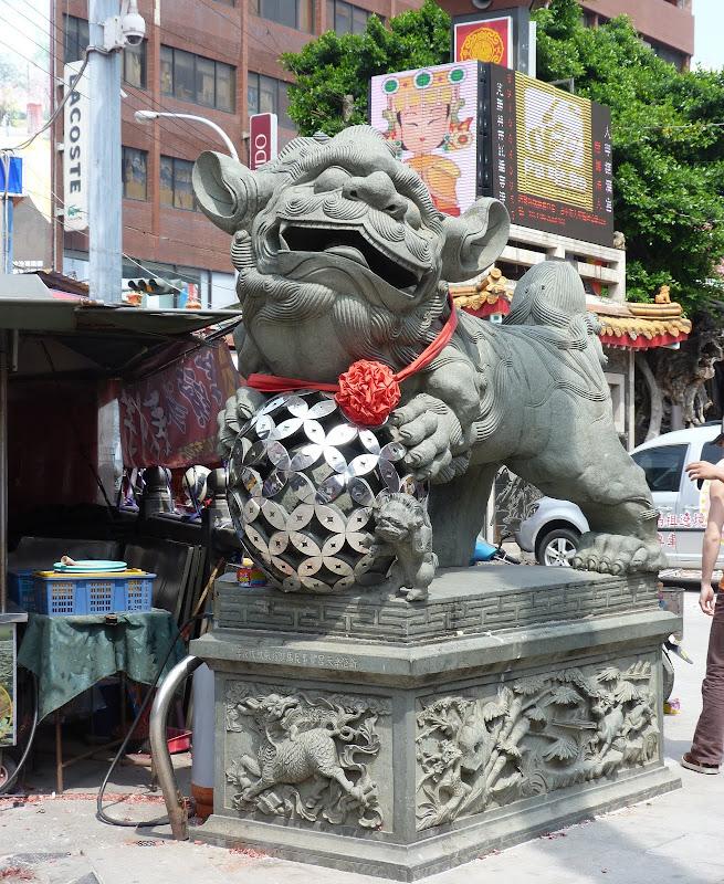 TAIWAN . Fête de la déesse Mazu - P1120375.JPG