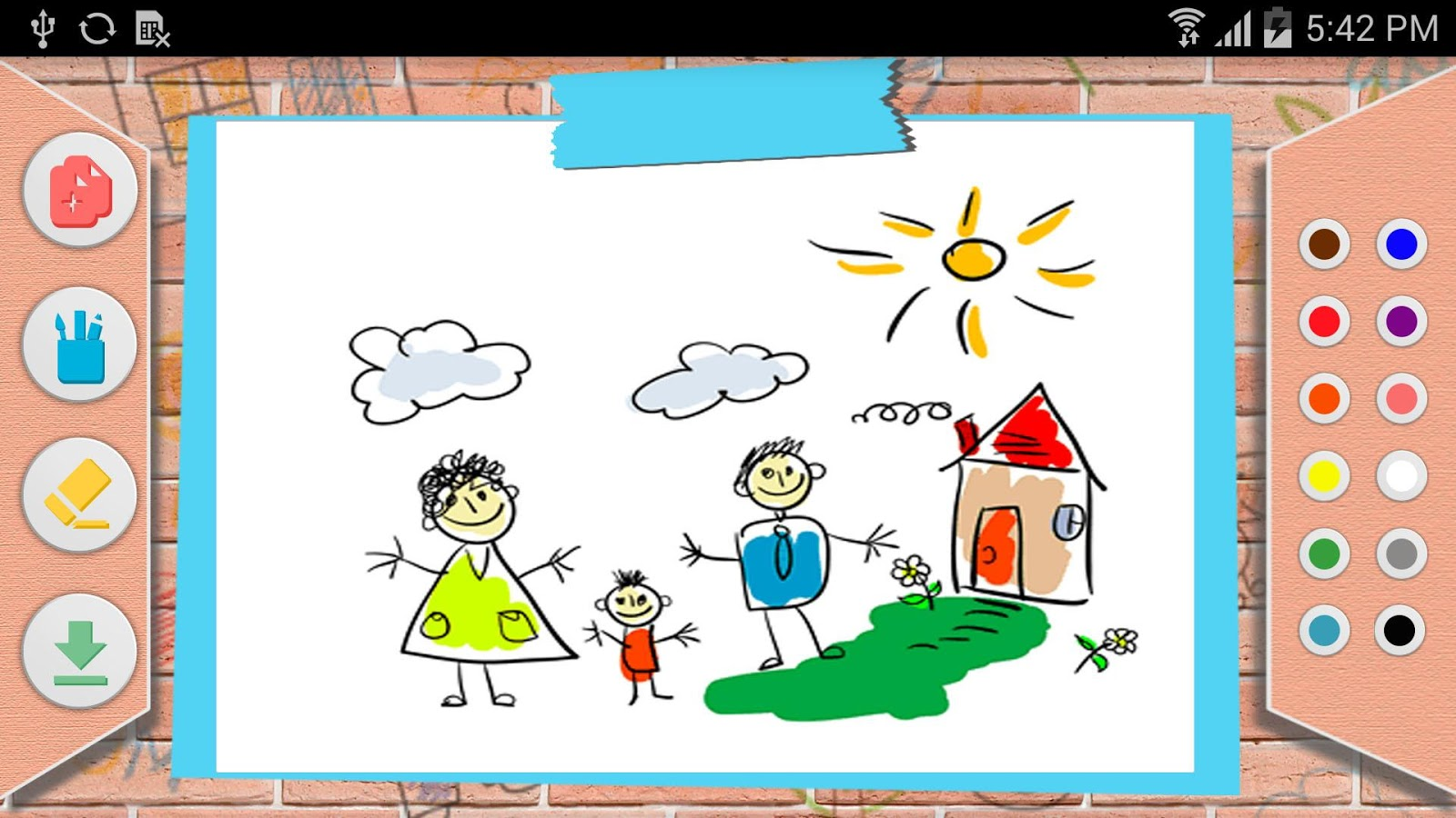 Color Painting for Toddlers- screenshot