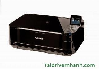 Cách tải driver máy in Canon PIXMA MG5220 – chỉ dẫn cài đặt