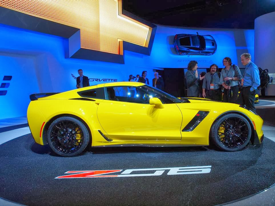2015 Chevrolet Corvette Z06 NAIAS 3