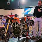 presentazione della Moto Breganze SF750