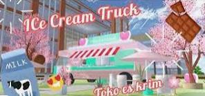 ID Mobil Ice Cream Di Sakura School Simulator Cek Disini