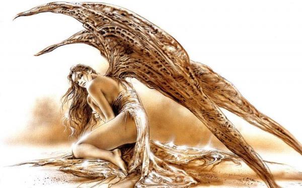 Luisroyo, Fallen Angels