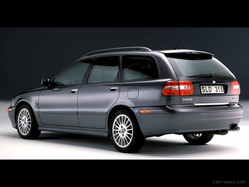 2004 volvo v40 wagon specifications pictures prices. Black Bedroom Furniture Sets. Home Design Ideas