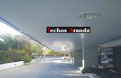 Techos en Osuna