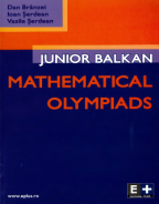 Junior Balcan Mathematical Olympiads
