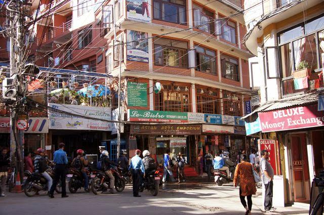 達人帶路-環遊世界-尼泊爾-攔檢