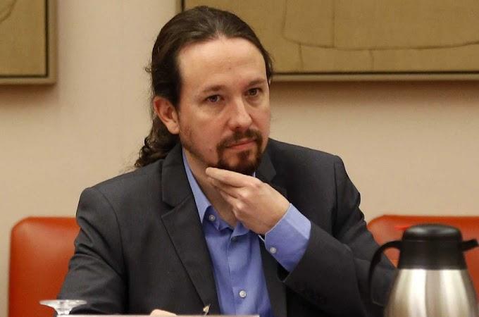 ⭕ URGENTE   Marruecos veta a Pablo Iglesias aludiendo prevención ante el COVID.