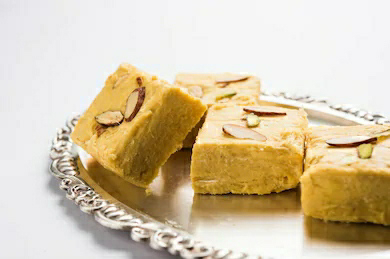 Soan Papdi Recipe-how to make Soan Papdi Recipe