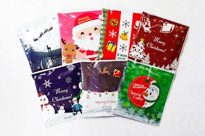 バンカオリジナル:クリスマスブレンド ドリップバッグ 7種類