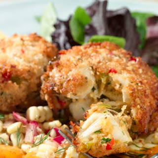 It's All About Crab Crab Cakes