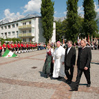 Fronleichnam - Landesüblicher Empfang und Agape - 4. Juni 2015